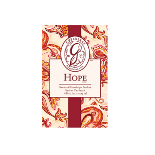 Greenleaf Small Scented Sachet - Hope